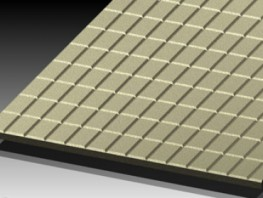 Materials:Nickel Bronze, Gunmetal, or Aluminium.Dimensions:301 x 9 x L.Applications:Whilst specifically designed to match with our Wideline (WL), Sightline (SL) and Sightline3 (SL3) stair nosings and therefore be used to cover complete landings, etc,...