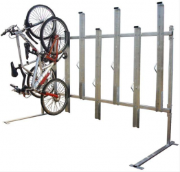 Eltham Cycle Rack by Allpark