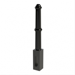 ASF 101 Recycled Cast Iron Bollard image