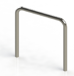 ASF 8000 cycle stands are produced in grade 316 marine grade stainless steel as standard. Optional finishes include highly polished and bead blasted.