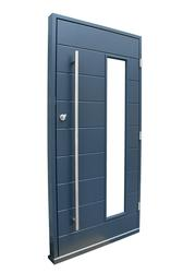Creative Range Doors are certified to the latest PAS 24:2012 standards meeting Secured By Design requirements. Thermally insulated panels with fibreglass reinforcements and aluminium stabilisation layers ensure the highest levels of security and performance. T...