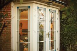 Contemporary or Traditional Lipped Timber French Doors - Bereco