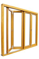 Contemporary or Traditional Folding Doors image