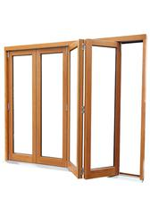 Contemporary or Traditional Folding Doors - Bereco