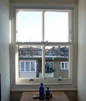 Standard Secondary Glazing Vertical Sliders image