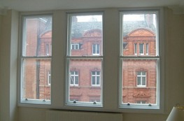 Standard Secondary Glazing Vertical Sliders - Granada Secondary Glazing