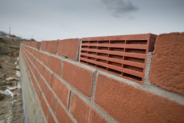 Air Bricks combined with adjustable cavity vents are designed to provide a practical method of venting ground gases from beneath a building through the perimeter wall construction. The air bricks can be connected to one of the Cordek venting systems, which whe...