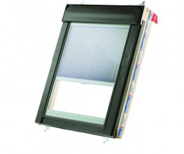 Integral Blind Roof Window image