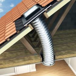 Flush Fit Glass Sun Lite - Keylite Roof Windows