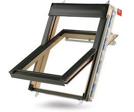 Centre Pivot Roof Window - Keylite Roof Windows