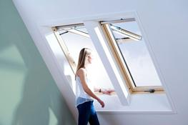 Fire Escape/ Top Hung Roof Window - Keylite Roof Windows