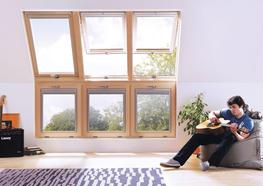 Vertical Bi-Lite - Keylite Roof Windows