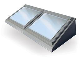 Combi Flat Roof System - Keylite Roof Windows