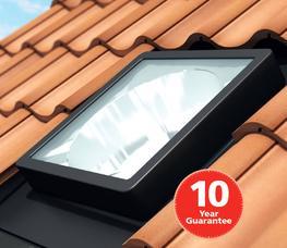 Sun Lite Light Tube System - Keylite Roof Windows