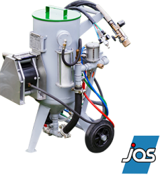 "VorTech is a 'swirl-abrasive' system, borne out of the ""Jos"" (pron. ""Yoss"") technology, originally developed in Germany, in the 1980's. The system uses a selected abrasive carried by a flow of compressed air to a nozzle, at which point, water is added. The mix..."