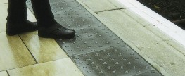 Ceramic Granite Tactile Flooring image