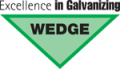 Wedge Group Galvanizing logo