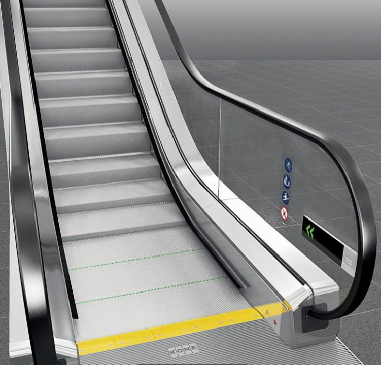 KONE TravelMaster 110 Escalator by KONE