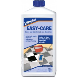 For maintenance of all flooring surfaces; colours will become stronger with regular use making floors more attractive. Suitable for surfaces such as all ceramic tiles, terracotta, quarry tiles and all types of stone, plastics etc. For gentle cleaning and maint...