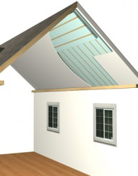 NUDURA Ceiling Technology image