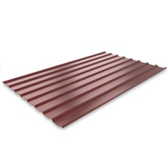 Profile T20 Premium is a classy, straight-lined solution for diverse roofing needs. Due to the linear and rigid form of the sheets, Profile T20 is aesthetically pleasing and easy to install. Profile T20 Premium, made out of Pural Matt coated steel, comes with ...