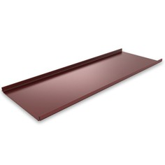 Classic C creates a beautiful flat surface with hidden fasteners and folded front edge, making it even more elegant and finished. This high-class steel roof resembles traditional seamed roofing with Pural Matt coating. ...
