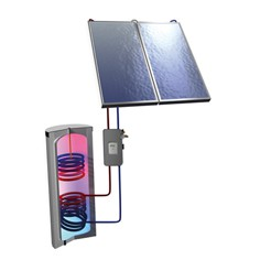 Ruukki solar thermal packages offer superb value in terms of price, quality and easy assembly. These addon type collectors fit all kinds of roofs; they can be installed together with a new roof or retrofitted on top of an old one....