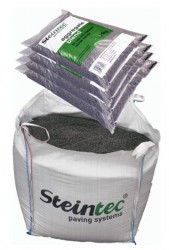 Steintec's tuffgrit is a specially graded crushed rock aggregate blended specifically to allow optimum interlocking of angular particles for use in both high performance bound and unbound pavement construction where heavy trafficking and longevity are a requir...