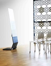 Sense is an elegant product range with a soft expression, developed to fit the modern conference and education space. The products are made from glass and moulded wood. The range contains writing board and mobile writing board. The wood details are made from a...