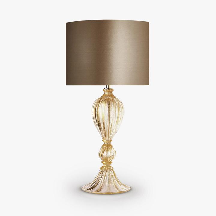 Murano Glass Urn Lamp Large Tl302 La By Bella Figura