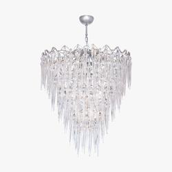 Large Icicle Chandelier                                                              CL642 image