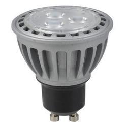 Product Code05108 Volts240 Watts5W Cap TypeGU10 Colour / FinishCool White Colour Temp (K)4000 Lumens300 Equivalent Watts (approx)35 Energy RatingA+ Burn Hours30000 Beam DescriptionMedium Dimmable?No...