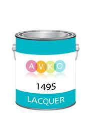 AVKOTE 1495 LacquerWood image
