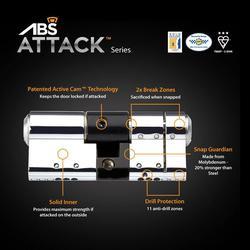 Avocet Abs Attack Series Locks Key Key By Avocet