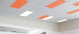 Quietspace Accent Ceiling Tile image