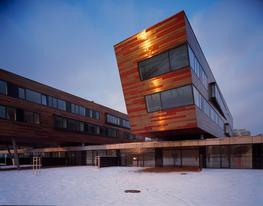 Nordic Brown – pre-oxidized copper - Aurubis