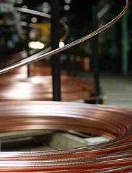 Foxrod for continuous extrusion  AURUBIS FOXROD is perfectly suited to continuous extrusion applications thanks to its very clean metallic surface free of organic elements.     Special attention is given to purity throughout the FOXROD manufacturing process. F...