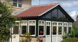 A garden room is an increasingly popular choice of extension as an alternative to a fully glazed conservatory.  Where a traditional conservatory has a glass roof, a garden room offers the option of a tiled roof. This is an alternative design choice meaning the...