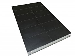 THERMOSLATE® roof solar collectors are the only solar system to use the properties of natural slate, converting sunlight to energy to produce heating, hot water or for pool heating. Moreover, our system enhances a building´s aesthetics and efficiency, is sim...