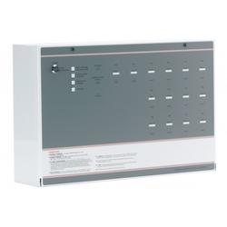 Installer-friendly design. Robust metal enclosure c/w lift off lid & heavy-duty base connections. Ten conventional Zone circuits (expandable to 14). Two conventional Sounder circuits. Separate indicators for open & short circuit fault, sounder fault and batter...