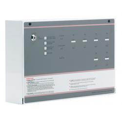 FP 4 Zone Conventional Fire Alarm Panel (expandable to 6 zones) image