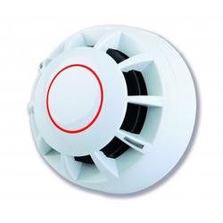 A high-quality Type A2 standard fixed temperature (60ºC) heat detector offering outstanding detection performance at a very competitive price. Manufactured by C-TEC in the UK. Third-party certified to EN54-5 by Intertek. Wide 6-33V DC operating voltage. Two 8...