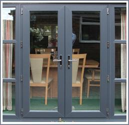 French doors patio doors by crystal upvc manufacturing co for Upvc french doors inward opening