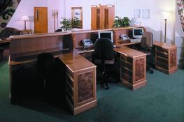 Le-Al Reception | Reception Desks image