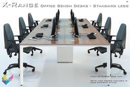 Office Bench Desks image