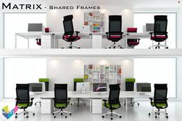 Matrix Bench Desking image