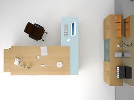K-West Desks | Office Desking image