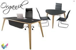 Organik Executive Desking - Cubewing Systems Ltd