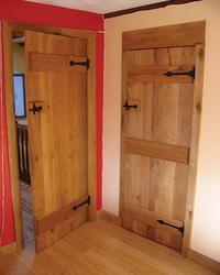 Ledged Door image