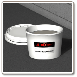Flexi-Coat has been developed for use on a stone wool or elastomeric base.  Flexi-Coat remains highly flexible to permit thermal and mechanical movement of services and the buildings structure.  Once the Flexi-Coat is applied it prevents the passage of fire, smoke and sound between fire rated compartments giving a fire resistance tested to BSEN 1366-3 120EI and BSEN 1366-4 120EI.  Flexi-Coat has also achieved 600Pa air permeability resistance testing to EN1026 and 450Pa water permeability resistance testing to EN 1027.  Tested with metallic pipes, cables, cable bunches, Cable Trays and Cable Ladders and causes no deleterious effects to plastic pipes, plastic cables, sheathing or metallic components.  Optimum solution for the sealing of the slab edge to the external cladding system - offering high movement capabilities.  Install on base of 80kg/³ stone wool for flexible installations.  Can be installed in to voids / cavities up to 500mm wide. Flexi-Coat is a water based elastomeric acrylic coating, having excellent fire, water, air permeability and elastomeric properties offering up to 50% movement.  Halogen free. Unaffected by oil. Resists vermin and fungi. Contributes to Green Building.  Can be used in conjunction with our FLEXI BOARD.